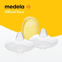 Medela Contact Nipple Shields S (2 pcs) with Storage Box
