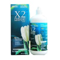 cairan rendam cuci softlens mps X2 comfort 500 ml