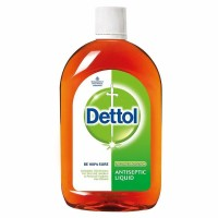 Dettol Antiseptic Liquid / Cair 550 ML - Antibakteri - Disinfektan