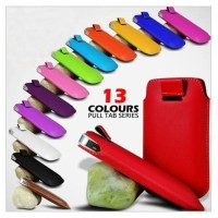 Sleeve Pull Tab Case Sony Xperia Z1 Z2 Z3 Z4 Z5 X Compact Mini Docomo