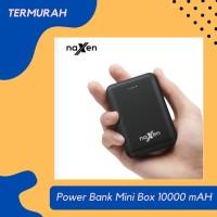[PROMO] Naxen Powerbank MiniBox PD26 10000mAh Dual Port Real Capacity