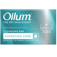 OILUM COLLAGEN SOAP the dry skin expert hydra cleansing bar 85 gr