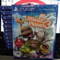Bd / Kaset Little Big Planet 3 Ps4