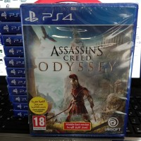 Bd / Kaset Assassins Creed Odyssey Ps4