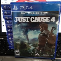 Bd / Kaset Just Cause 4 Ps4