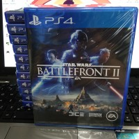 Bd / Kaset Star Wars BattleFront II / Ps4 Reg3