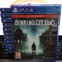 Kaset / Bd Sinking City Ps4 Day one Edition
