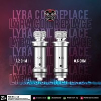 COIL LOST VAPE LYRA AUTHENTIC 0.6 OHM & 1.2 OHM ECER