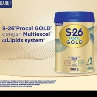 S26 PROCAL GOLD TAHAP 3 900 GRAM
