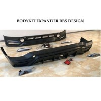 BODYKIT - MITSUBISHI XPANDER / EXPANDER RBS DESIGN - 2018