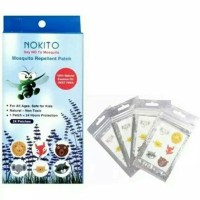 Sticker Anti Nyamuk DBD / Pengusir Nyamuk untuk Bayi / Nokito Sticker