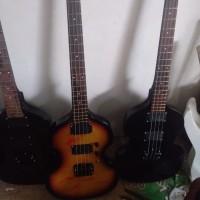 Bass elektrik new model beatles