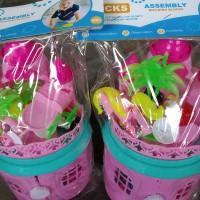 Mainan Anak Rumah-Rumahan Villa Kantong Yang Asik Dan Seru