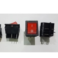 saklar switch lampu 4 pin on off