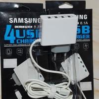 Samsung Charger 4 USB