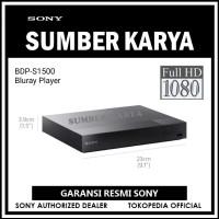 SONY BDP-S1500 Blu-ray Player BDPS1500 BLURAY DVD
