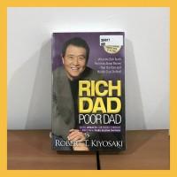 Buku Import Rich Dad Poor Dad by Robert Kiyosaki (Original Paperback)