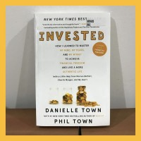 Buku Import Invested by Danielle Town (Original Paperback)