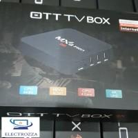 Android TV Box MX Q PRO 4K Smart TV BOX