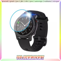 TEMPERED GLASS JAM TANGAN ANTI GORES KACA SMARTWATCH AMAZFIT GTR 47MM