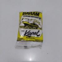Garam Murni Beryodium Cap Kapal 250 gram