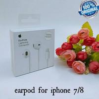 earpod iphone 7/8 original