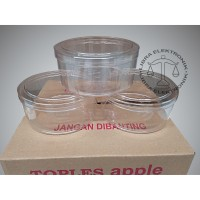 TOPLES KUE KERING APPLE 500 GR ISI 12 PCS
