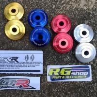 Boshing gear box as roda depan nmax/aerox velg standar GTR thailand