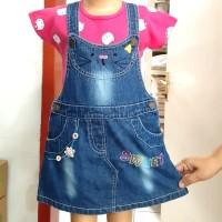 Baju Overall Kodok Jeans Anak Perempuan Overall Anak Perempuan Cats