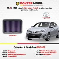 Filter Udara Racing / Air Filter RAEMCO - Mobil Toyota Vios PAF0008