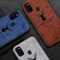 Case Samsung M31 SoftCase TPU Slim Black Matte Galaxy M31