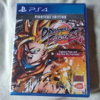 PS4 Dragon Ball Fighter Z Fighterz Edition (R3/NEW)