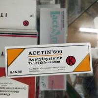 Acetin.600 mg.