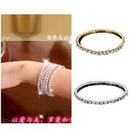Gelang Wanita S24 Diamond Imitasi Korea Fashion Women Bracelet Aksesor