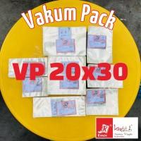 VP 2030 Vakum Pack Kemasan Vacuum Food Grade Tahan Freezer Kedap Pro