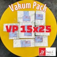 VP 1525 Vakum Pack Kemasan Vacuum Food Grade Tahan Freezer Kedap Pro