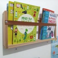 Rak Buku Besar, Rak Majalah, Hiasan Dinding