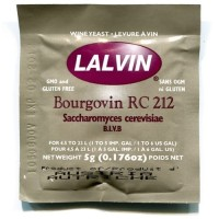 Imatton Lalvin Dried Wine Yeast Bourgovin RC 212
