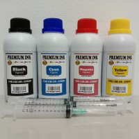 TINTA ISI ULANG / REFILL PIGMENT FOR EPSON ( ISI 250ML )