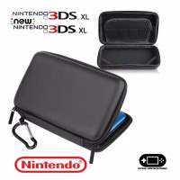 Pouch Dompet Bag Hard Case Nintendo Old 3DS XL Dan New 3DS XL LL