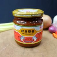 FU CHI Chilli Bean Sauce 200gr Chili FuChi / Doupanchiang / Tobanjang