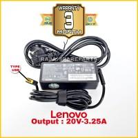 Adaptor Charger Laptop Original Lenovo ADLZ65NCC3A ADLX65NLC31 X1