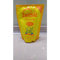 Zwitsal Classic Baby Batch Refill Pouch 450ml