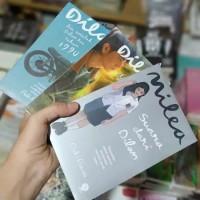 Paket 3 Buku Novel Dilan 1990 , Dilan 1991 , dan Milea By Pidi Baiq