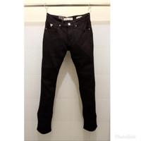 Celana panjang jeans GUESS PREMIUM BLACK DENIM IMPORT QUALITY
