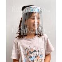 KIDS HOLOGRAM FACE SHIELD/ KIDS FACE SHIELD / TOPI ANAK ANTI CORONA