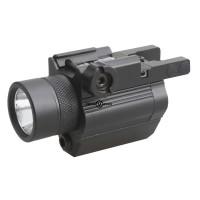 Vector Optic - SCGL-08 - Doublecross Green Laser & Flashlight Combo