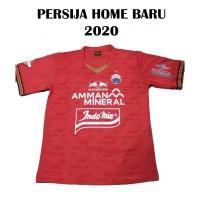 JERSEY PERSIJA HOME BARU 2020 / 2021