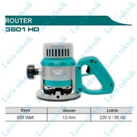 Mesin Router/Profil/Trimmer NRT-PRO 3601HD