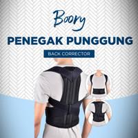 Back Posture Corrector Penyangga Tulang Belakang Penegak Punggung